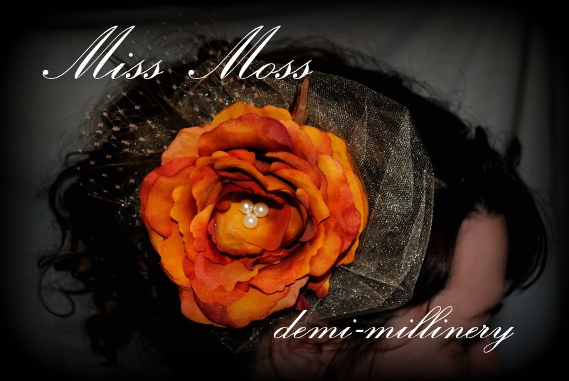 Miss Moss Demi-millinery