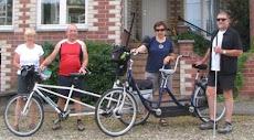 het fietsen kan weer beginnen....