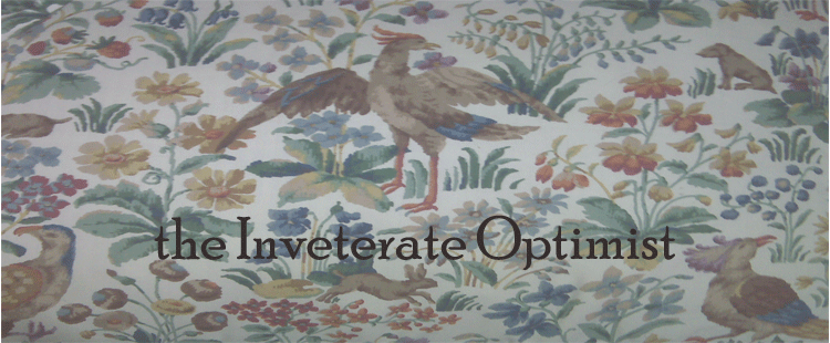 the Inveterate Optimist