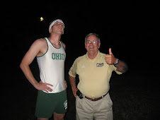 An athlete and his coach