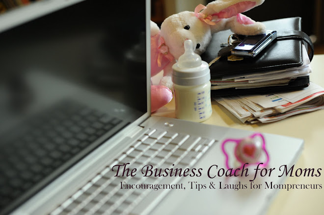 The Business Coach for Moms