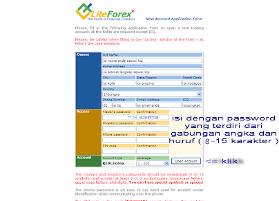 Lite forex minimum deposit