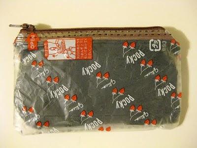 Pocky purse!