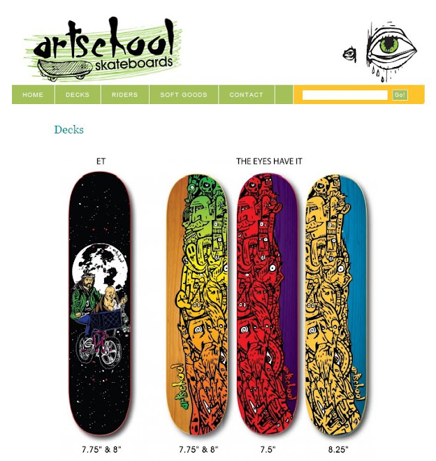 new skateboard site
