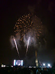 Fireworks at Glasgow Green