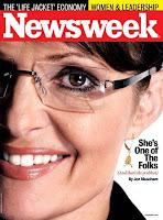 Sarah Palin's Newsweek cover