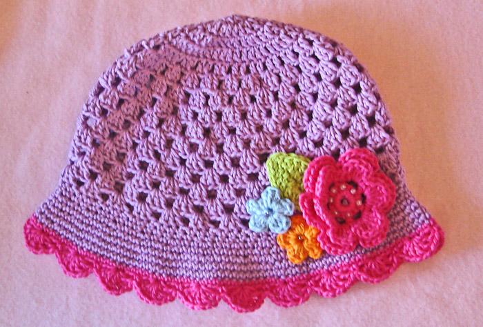 Gorros tejidos en crochet paso a paso - Imagui