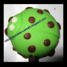 lollichoc seekor kumbang hijau
