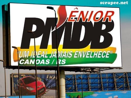PMDB SÊNIOR  Canoas - Pioneiro no  RS