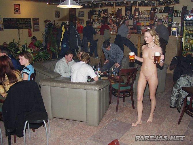 Orga swinger en un club - Canalpornocom