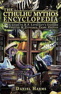 The Cthulhu Mythos Encyclopedia, 2008, copertina