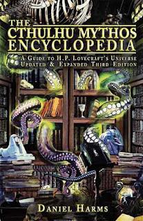 The Cthulhu Mythos Encyclopedia, 2008, copertina