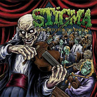 Stigma Concerto For The Undead CD cover copertina