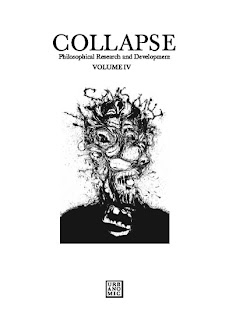 Collapse IV 'Concept Horror' cover