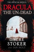 Dracula The Un-dead 2009 cover