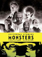 Universal Studios Monsters cover