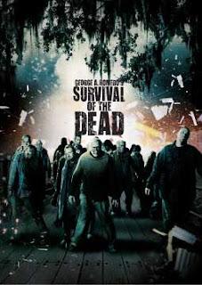 Survival of the Dead Romero poster