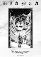 Bianca Secondo Rituale Eisprinzessin fumetto copertina