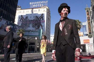 Zombieland Hollywood foto