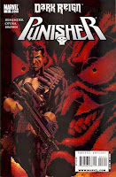 Dark Reign 3 Punisher comics cover