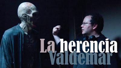 La Herencia Valdemar foto di scena