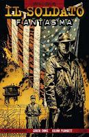 Il soldato fantasma 01 fumetto copertina