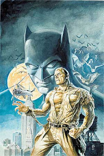 Batman / Doc Savage Special 1 cover