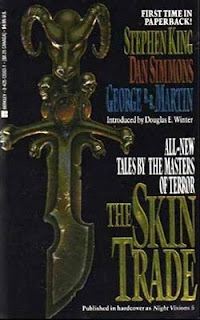 The Skin Trade George R.R. Martin book cover