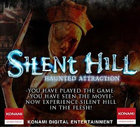 Silent_Hill Haunted Attraction parco divertimenti image immagine