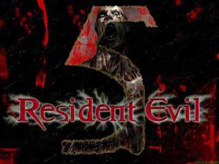 Resident Evil 5 logo immagine