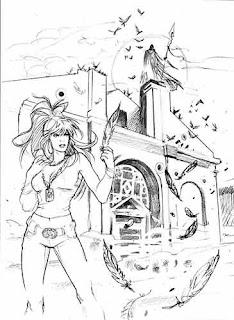 Arcadia Presenta fumetto immagine