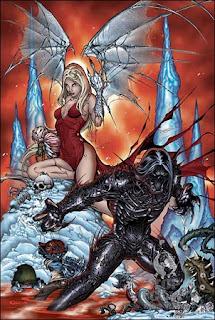 Darkness Dark Chylde comics image immagine