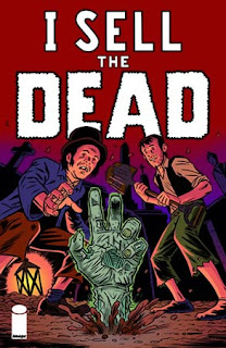 I Sell the Dead comic cover fumetto copertina