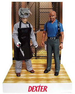 Dexter Stg. Doakes action figures image immagine