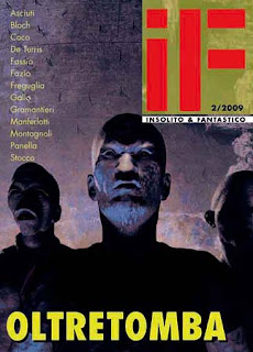 IF – Insolito & Fantastico 2 2009 Oltretomba copertina
