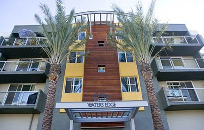 Waters Edge complex Marina del Rey Los Angeles foto