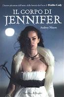 Il corpo di Jennifer Sperling copertina