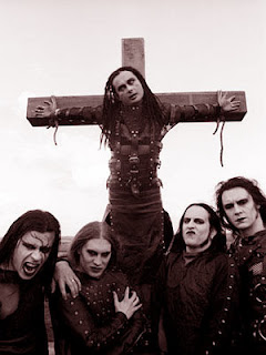 Cradle of Filth band foto
