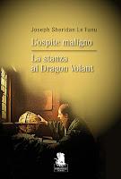 L'ospite maligno La stanza al Dragon Volant Le Fanu Gargoyle copertina