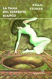 Bram Stoker, La tana del serpente bianco 2010 copertina