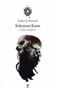 Solomon Kane. Ciclo completo, 2010, copertina