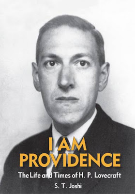 I Am Providence: The Life and Times of H.P. Lovecraft, vol. 2, 2010, copertina