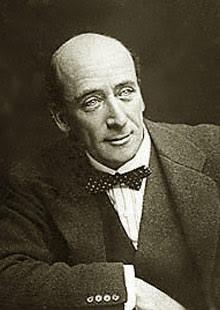 Algernon Blackwood, 1916, foto
