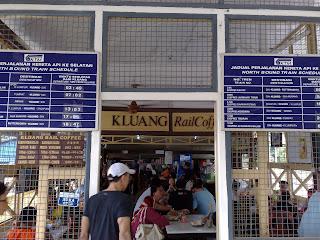 Original Kluang Railway Coffee