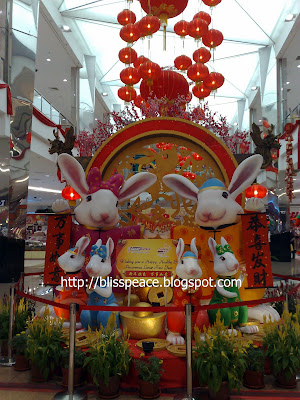 Images of CNY - Sutera Mall, JB