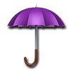 The Purple Umbrella