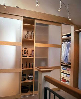 Closet ideas closet design ideas great closet ideas sliding closet doors ideas - Sliding door wardrobes for small spaces image ...
