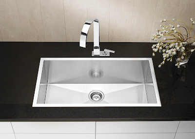 Superieur Itu0027s Blancou0027s New MicroEdge™ Sink And It Just Won An Honorable Mention In  KB+Bu0027s Product Innovator Awards For 2009. Blancou0027s MicroEdge™ Was ...