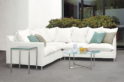 Kitchen And Residential Design Room And Board Presents Outdoor Upholstered Furniture