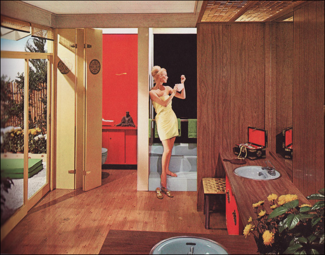 Kitchen and residential design still stuck in the 60s for Home design 60s